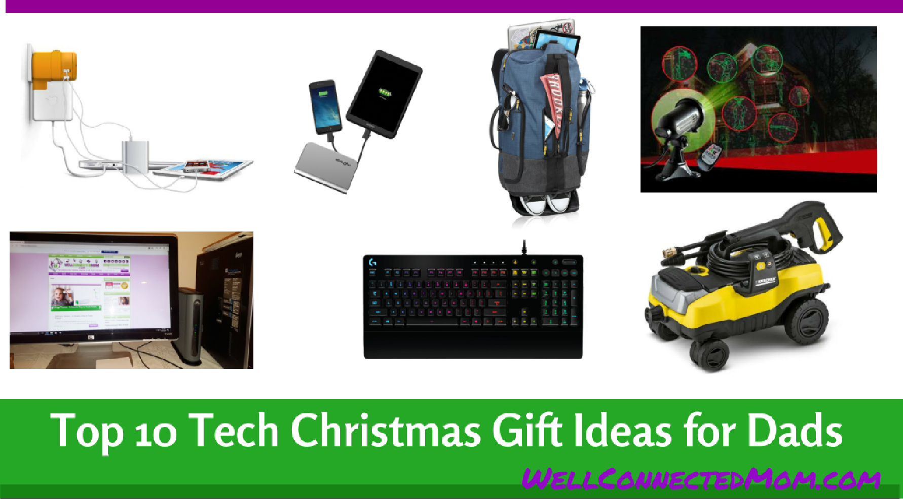 Top 10 Tech Christmas Gift Ideas for Dads - The Well ...