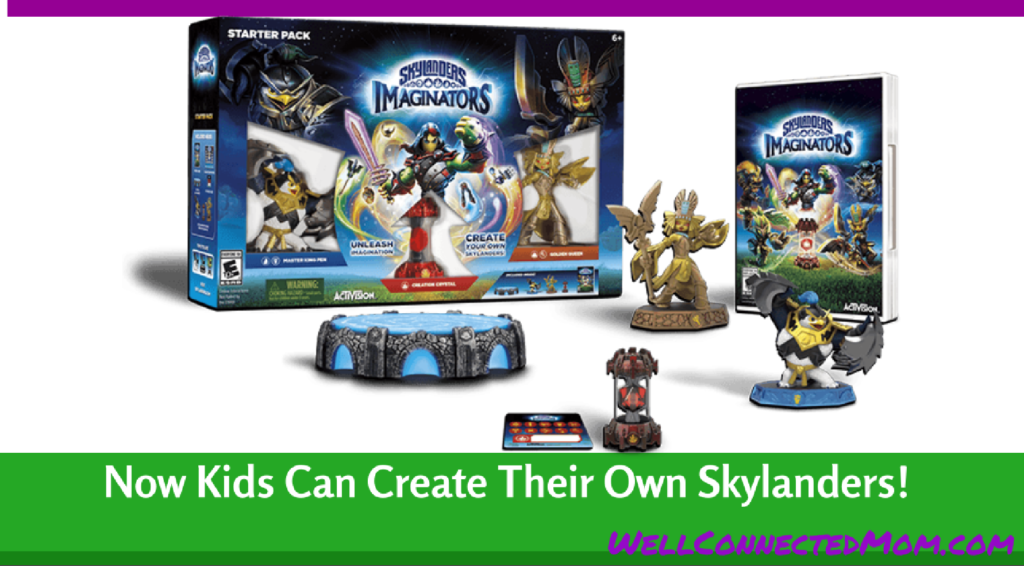 Skylanders Imaginators Main
