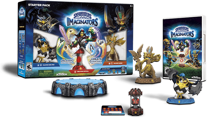 Skylanders Imaginators_Starter_Pack
