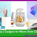 CES 2017: 5 Great Gadgets for Moms