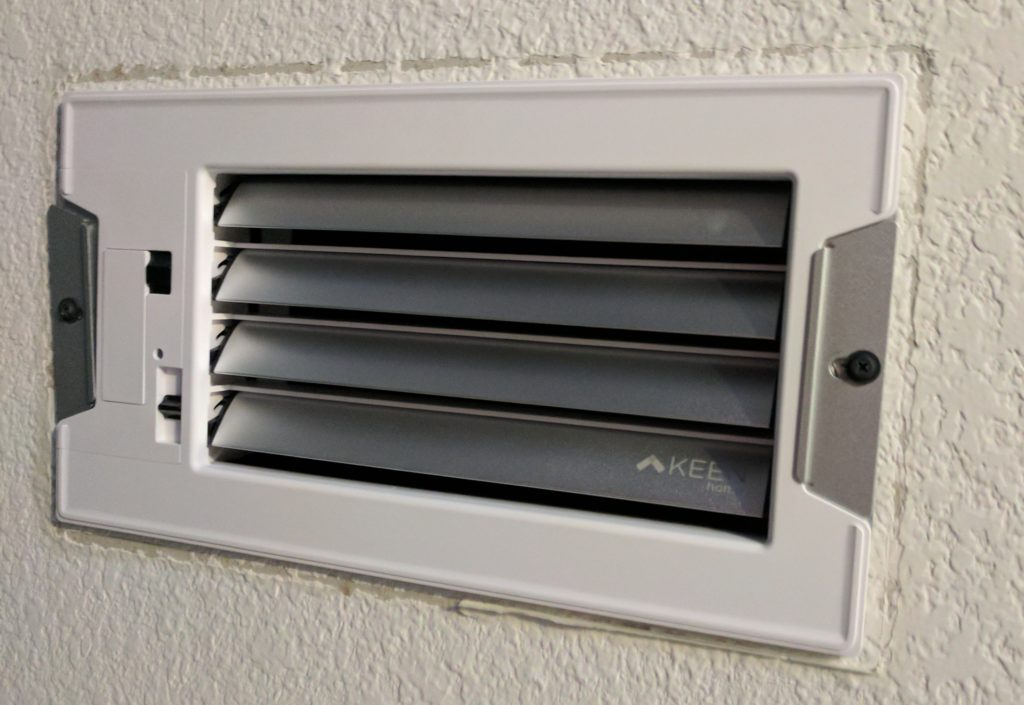 Central Heating Issues  Try Keen Smart Vents