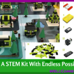 STEM Education at Home with Itty Bitty City