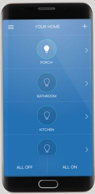 Switchmate App Smart Home