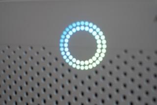 AirMega Clear the Air circle