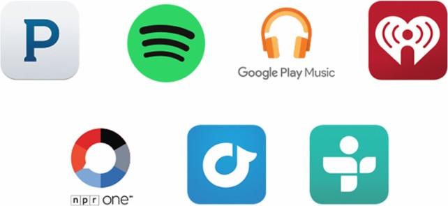 Chromecast Audio Apps