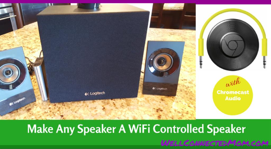Chromecast Audio Main