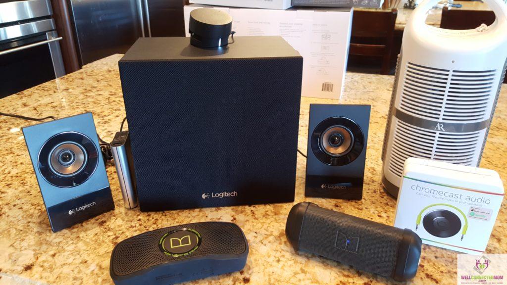 Google Chromecast Audio (6)