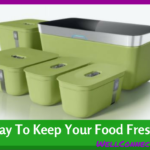 Keeping Fresh Food Fresh with Vacuvita
