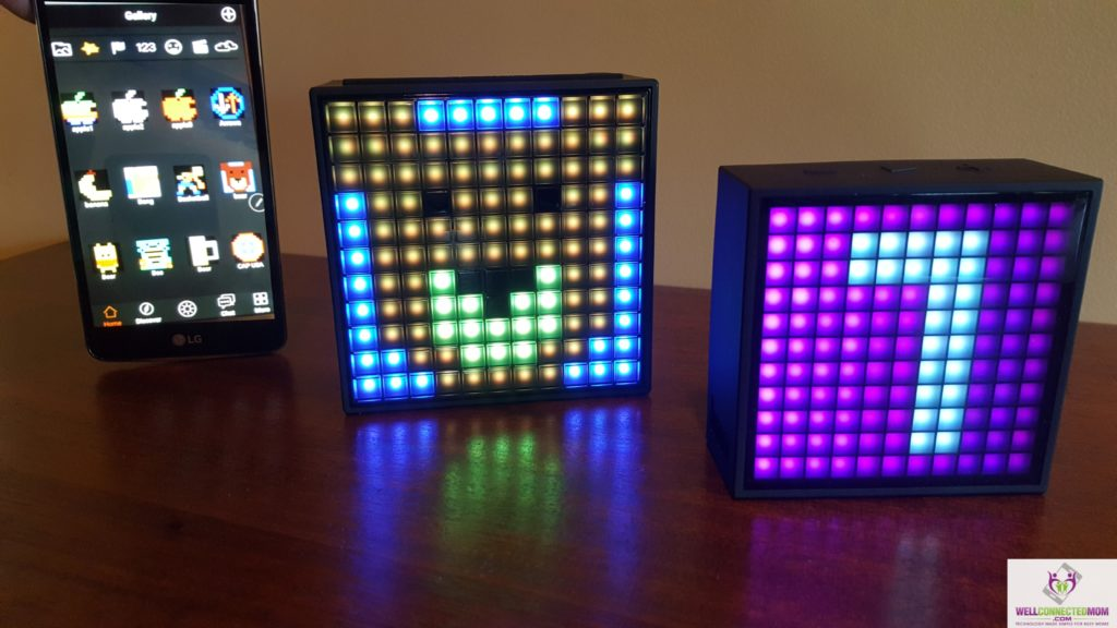 Timebox Pixel Clock Divoom (5)