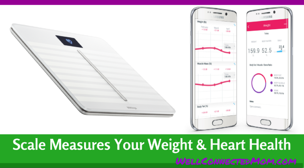 Withings Body Cardio Scale Maintain Weight Main