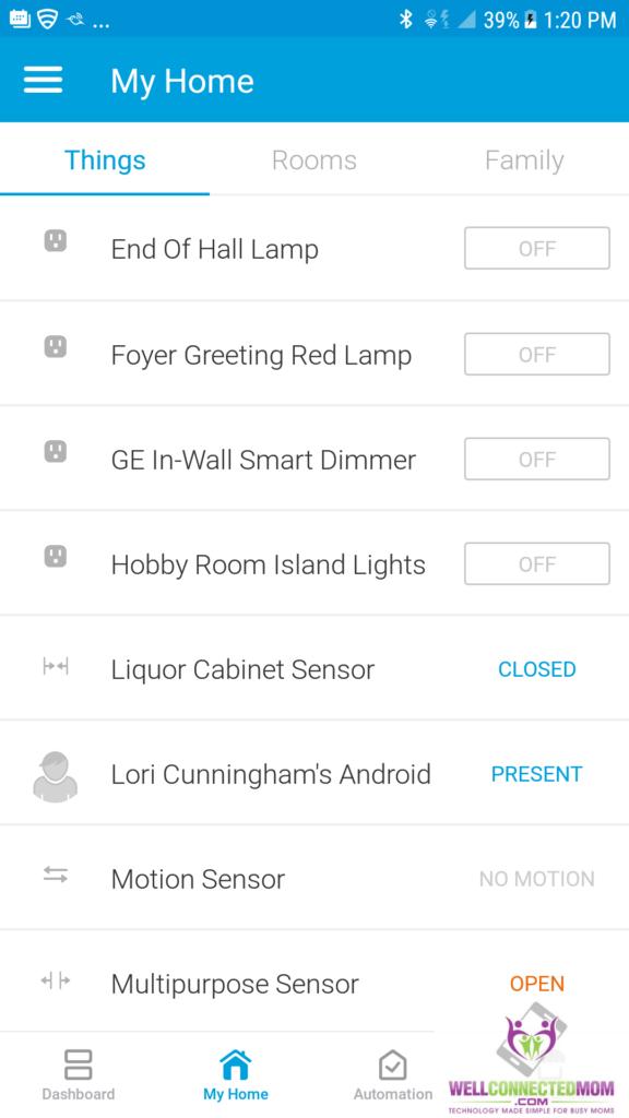 SmartThings Smart Home 1 (2)