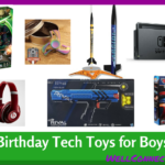 Birthdays: Top Tech Toys for Boys 2017