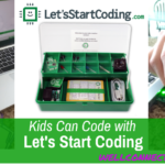 Kids Can Code with Let's Start Coding
