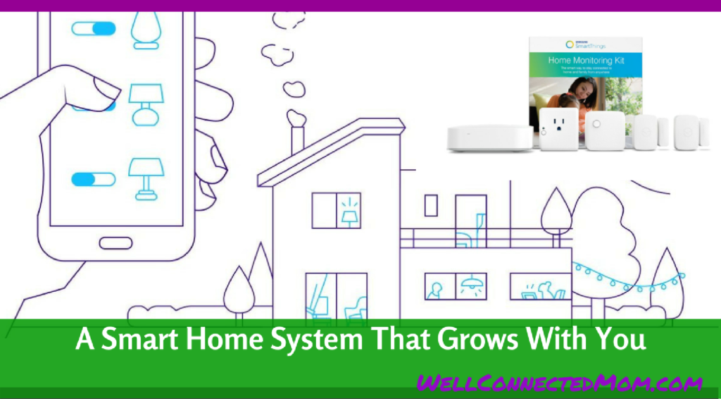 Turn Your Home Into A Smart Home With Smartthings The
