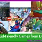 Top Kid-Friendly Video Games from E3 2017
