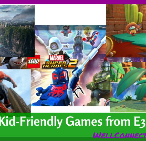 kid-friendly video games