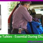 Emergency Preparedness Walkie Talkies