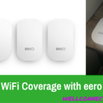 Extending WiFi Coverage with the eero WiFi Extender