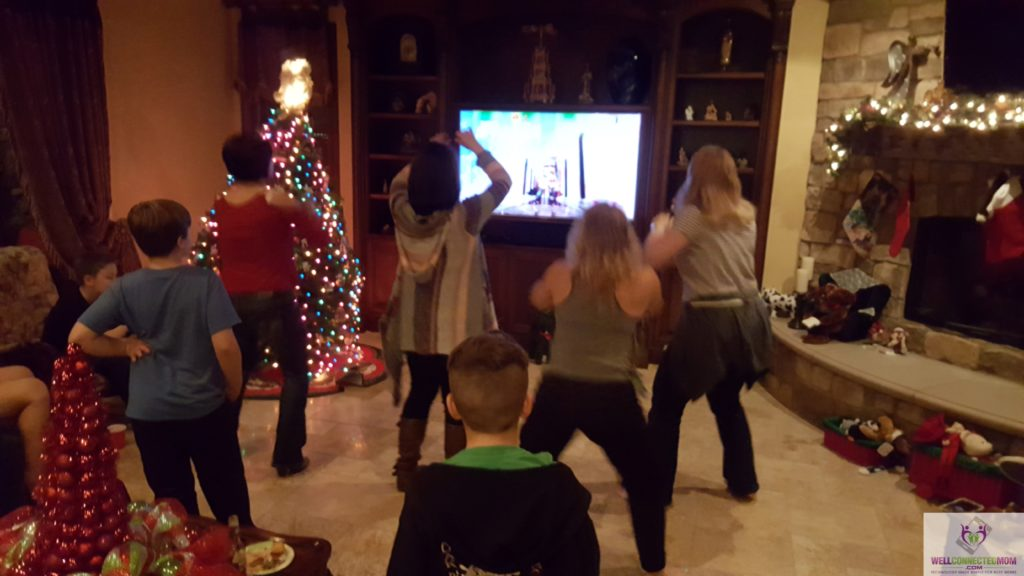 Connect with Your Family with Just Dance 2018 - The Well Connected Mom
