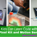 Kids Can Learn STEM Coding with the Kano Pixel Kit