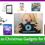 Top 10 Tech Christmas Gift Ideas for Kids 2017