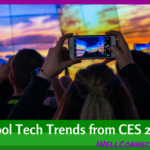 Top 5 Tech Product Trends of CES 2018