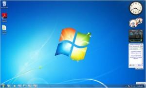 Taskbar - Show Desktop